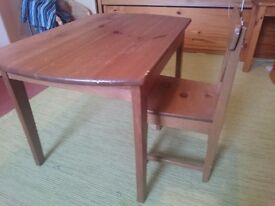 Ikea Childrens Desk and Chair