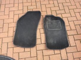 Genuine Front Car Mats for an Alfa Romeo 147 2003