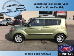 2010 Kia Soul GOOD KM'S (134196 KM'S) LOT'S OF ROOM AND CLEAN!