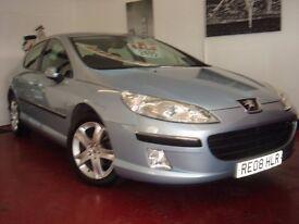 Peugeot 407 2.0 HDi SE 4dr AUTOMATIC BARGAIN CHEAP CAR ****************BARGAIN