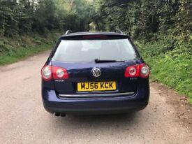 VW Passat Push button Start, Motorway Miles
