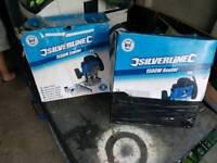 2xSilverline router 1500w