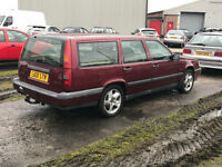 1994 (L) VOLVO 850 2.5 SE ESTATE - HPI CLEAR - 9 stamp history