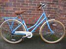 Ladies Pendleton Somerby dutch style town bike