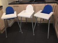 Ikea Antilop Highchair £8 EACH