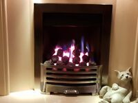 Kinder Oasis Remote Control Gas Fire