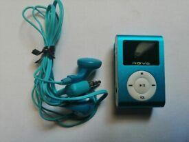 Small Personal Pocket Size Mini MP3 Player