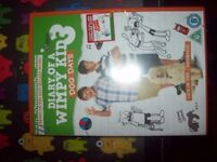 Dairy of a Wimpy Kid3