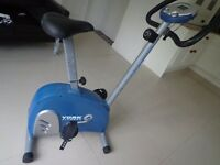 YORK FITNESS EXERCISE BIKE BICYCLE - INSPIRATION 100 - £45 (collection from Canton)