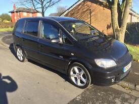 Vauxhall Zafira SRI Diesel **RARE CAR BARGAIN**