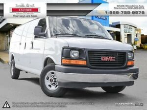 2017 GMC Savana 2500 LONG BOX CARGO VAN