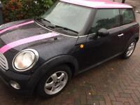 MINI ONE 1.4 PETROL R56 FACELIFT 3DR (LOW MILEAGE)