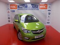 Vauxhall Viva SE AC(ONLY 3700 MILES) FREE MOT'S AS LONG AS YOU OWN THE CAR!!! (green) 2017