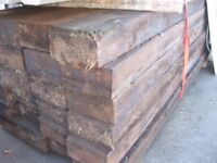 Authentic Railway Sleepers For Sale £20 each