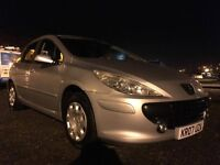 Peugeot 307 X Line Silver CHEAP INSURANCE
