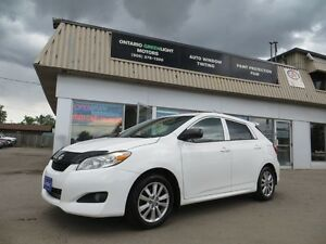 2009 Toyota Matrix  LOADED,ALLOYS,FOG LIGHTS,2 SETS OF TIRES AND