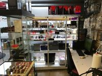 Mobile phone, Laptops and Internet Cafe shop for Sale in Brighton City Centre