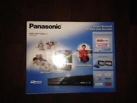 Panasonic hd hard disc recorder