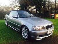BMW 318 CI M_SPORT THIS IS A BEAUTY! LOTS OF EXTRAS INCLUDING MSPORT