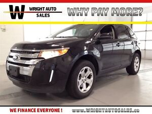 2013 Ford Edge SEL  AWD  LEATHER  NAVIGATION  PANORAMIC ROOF  BA