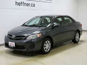 2012 Toyota Corolla CE with Cruise Control