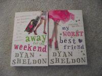 Dylan Sheldon Books