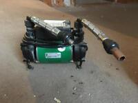 Salamander Shower Pump CT75 Twin