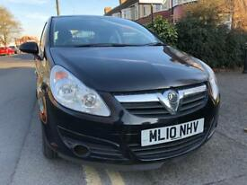 2010 Vauxhall Corsa 1.2 Energy - 1 YEAR MOT - Excellent runner