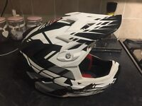 Fullface downhill helmet