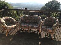 Cane / Wicker furniture