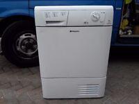 Hotpoint 7kg condenser dryer