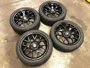 "17"" VMR Wheels 5x112 and Winter Tire 225/45R17 (VOLKSWAGEN GOLF, JETTA) Calgary Alberta Preview"
