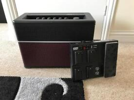 Line 6 AMPLIFi 75 guitar amp with FBV Express Mk2 switching pedal