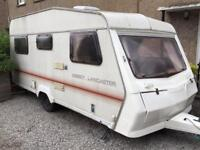 5 Berth Caravan with Full Awning