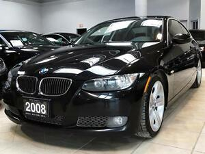 2008 BMW 335 Coupe 6-SPD | SPORT PKG. | XENON