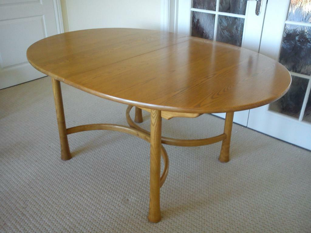 ERCOL SAVILLE LIGHT FINISH DINING TABLE in Wisbech  : 86 from www.gumtree.com size 1024 x 768 jpeg 84kB