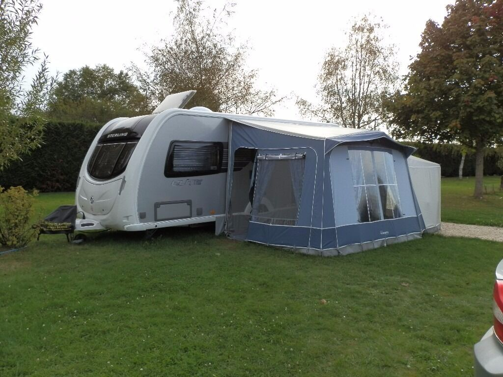 Ventura Marlin Caravan porch awning & annex | in St ...
