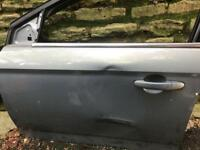 Ford Mondeo 58 plate passenger front door for spares