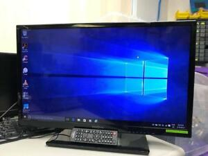 New and Used Monitors 19,20,22,24,27 inch (HP 20 inch monitors Wide Screen price $ (40.00)