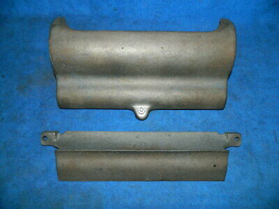 Vintage Parks Sears Craftsman 12 Wood Planer Cast Iron Guards Covers 2