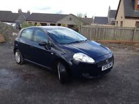 FIAT GRANDE PUNTO CHEAP CAR