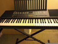 Yamaha electric keyboard for sale