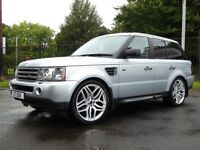 2006 Range Rover Sport HSE TDV6 ONLY 57,000 miles!! MINT JEEP!!