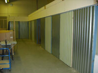 STORAGE UNITS to rent
