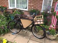 Vintage Butchers Bike