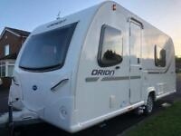 4 berth Fixed bed 2012. Bailey Orion 430/4. Mover/awning/all the extras Ready to go Topoftherange