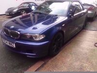 Bmw 318CI Convertible M sport Full heated leather