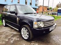 RANGE ROVER VOGUE 2.9 TD6 HSE AUTOMATIC DIESEL LEATHER