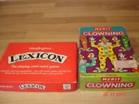 Clowning & Lexicon Games