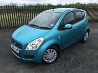 2009 59 SUZUKI SPLASH 1.3 GLS 5 DOOR HATCHBACK - *LOW MILEAGE* - APRIL 2018 MOT - GOOD EXAMPLE!